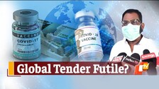 Odisha's Global Tender For COVID Vaccine Gets Limited Response: State Health Minister