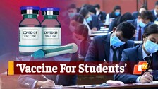 'Odisha Wants Priority Vaccination For Plus-2 Students'
