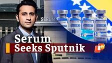 'Serum Institute Seeks Permission To Manufacture Russian COVID19 Vaccine Sputnik-V'
