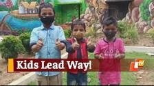 COVID Stigma & Vaccine Hesitancy: Odisha Kids Have A Message For All
