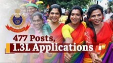 Sub-Inspector Jobs In Odisha Police: Transgender Candidates Submit Applications