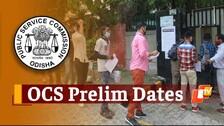 Odisha Civil Services Prelim 2020: Date, Sitting, Centre Details