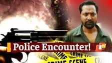Dreaded Gangster Hyder Injured In Odisha Police Encounter