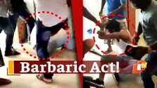 Barbaric Act Caught On Cam! Doctor Brutally Attacked After COVID Patient's Death