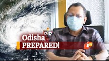 #CycloneYaas: Odisha Prepared To Tackle Situation, Says Special Relief Commissioner