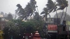 Cyclone Yaas: Villagers Allege No Electricity, Cooked Food At Cyclone Shelter