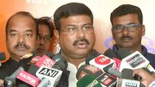 Odisha govt intentionally delaying justice to chit fund victims: Dharmendra Pradhan