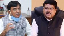 Committed To Uninterrupted Supply Of Fertilisers To Odisha: Mansukh Mandaviya To Dharmendra Pradhan