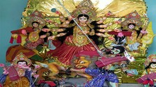 COVID-19: The Oldest Durga Puja Pandal In Bhubaneswar Struggles To Find Its Feet