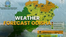 Low Pressure Forms Over BoB And Adjoining WB; Check IMD's Forecast For Odisha