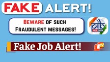 Fake Government Work From Home Jobs Alert; Here Is Govt Clarification