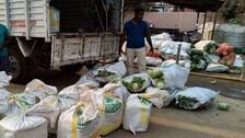 Massive Haul Of Ganja Seized In Odisha; Peddlers From Ranchi, Bihar Among 4 Arrested