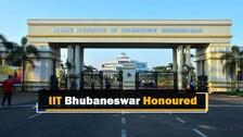 IIT Bhubaneswar Gets 'University Of The Year' Award By FICCI