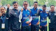 Indian men's archery team secures Olympics berth