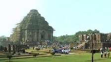 Konark Sun Temple Reopens For Visitors