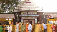 Rituals Resume at Lingaraj Temple; Trust Set Up To Look Into Dispute Among Servitors