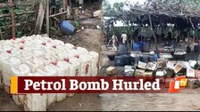 Huge Illegal Liquor Unit Raided In Odisha; Mafia Hurls Bomb During Raid