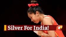 Tokyo Olympic: Saikhom Mirabai Chanu Wins Silver As India Begins Medal Quest