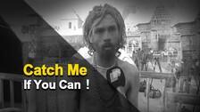 Naga Sadhu Sprints Into Puri Srimandir Bypassing Security   OTV News