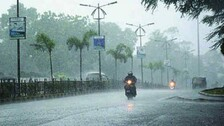Low Pressure To Cross Odisha Coast In Morning Hours On June 13