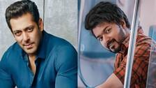 Salman Khan As Thalapathy Vijay For Master's Hindi Remake?