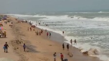 Sea Erosion Across Odisha Beaches Raises Serious Concern