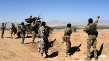 90 Taliban fighters killed in Afghanistan: Police