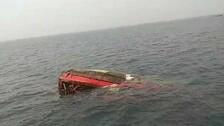 Fishing trawler rams into sunk Black Rose vessel, 6 fishermen rescued