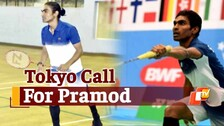 Ace Shuttler From Odisha Pramod Bhagat Qualifies For Tokyo Paralympics, CM Naveen Wishes Success
