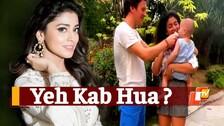 Shriya Saran Announces Arrival Of Baby Girl, Fans React To Surprise Pregnancy!
